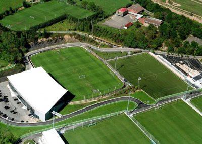 Ciudad deportiva Zubieta XXI