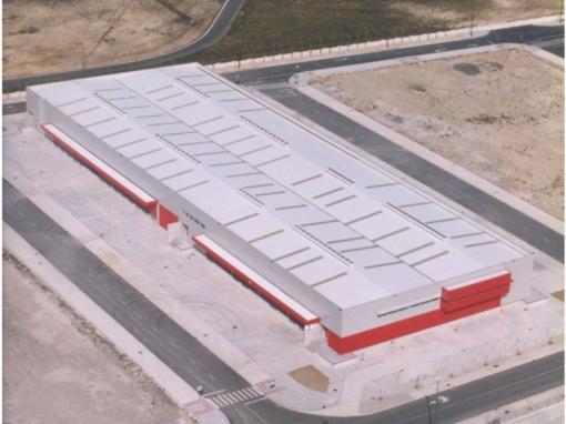 Pabellón Intermodal del Centro de Transportes – Vitoria