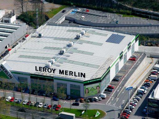Pabellón Leroy Merlin – Oiartzun