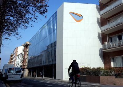 Sede Mutualia Vitoria-Gasteiz