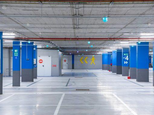 Parking Bilbao Intermodal