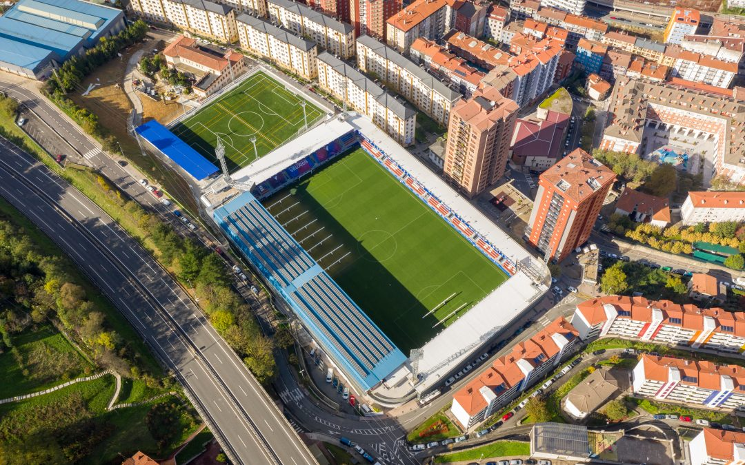 Campo de Futbol Ipurua SD Eibar