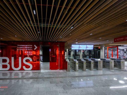 Estación Autobuses Bilbao Intermodal