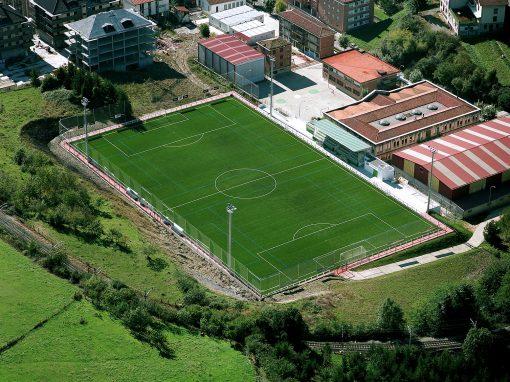 Campo de fútbol de Zaldibar