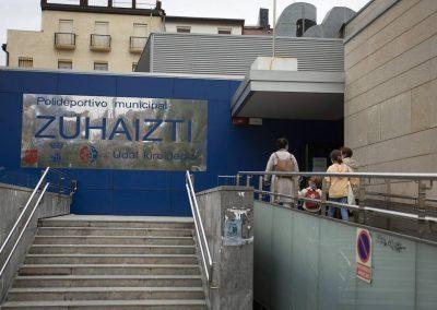 Polideportivo Zuhaizti