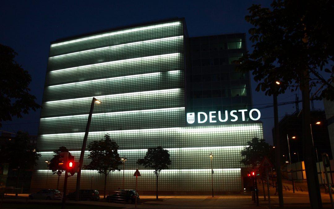 Fachada Biblioteca Deusto
