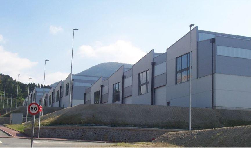 Edif. Pabellones E2 y E3 y Edif. Dotacional en Apatta Industrialdea