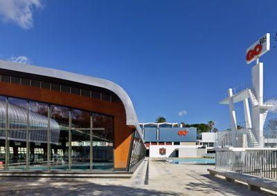 Polideportivo Lisboa