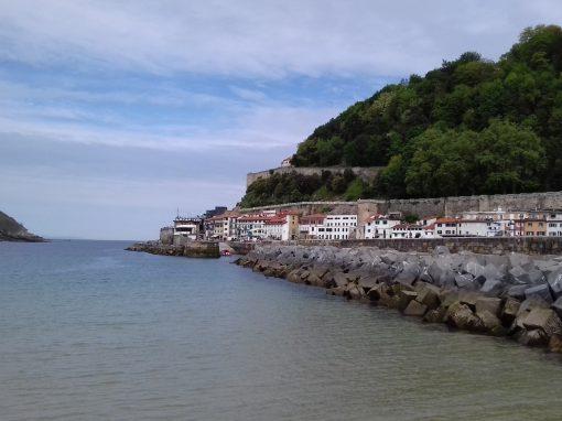 Refuerzo escollera muelle sur de Donostia