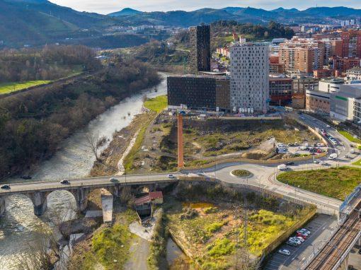 Proyecto de urbanización de Bolueta en Bilbao