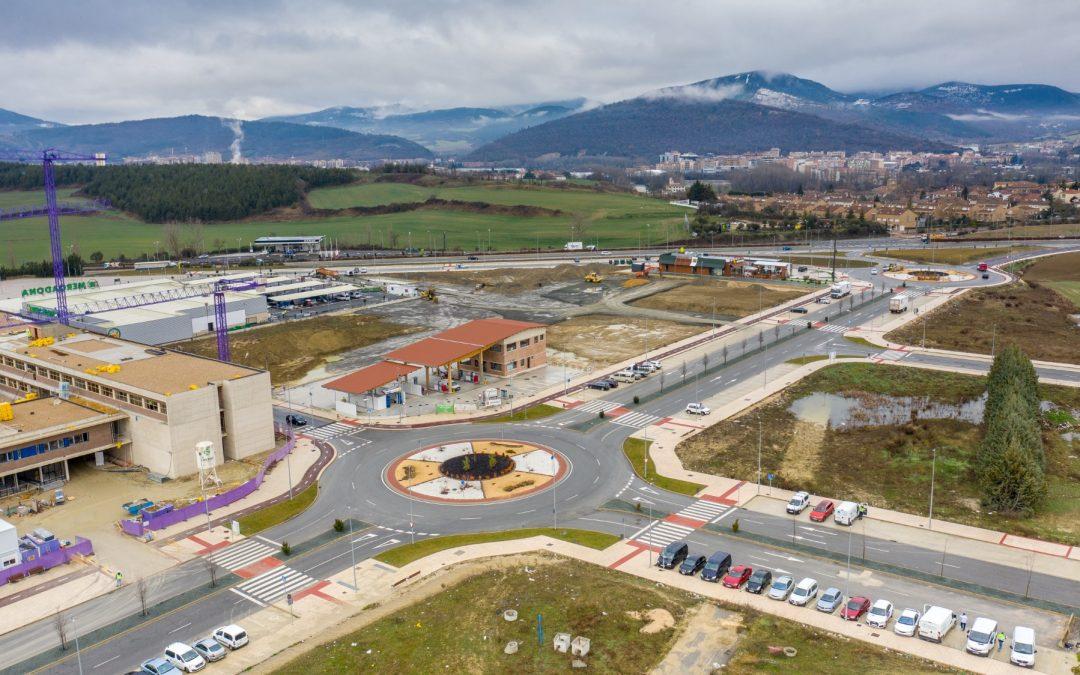 Urbanización de PSIS Salesianos en el valle de Egües