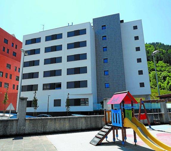 47 viviendas Egazelai – Eibar