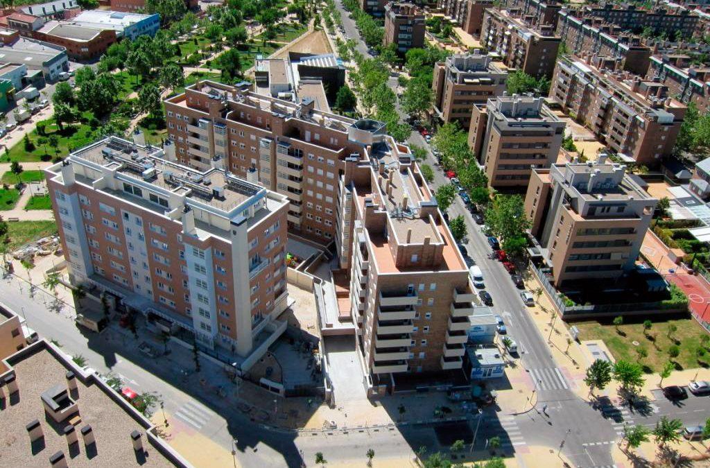 87 viv. San Sebastián de los Reyes