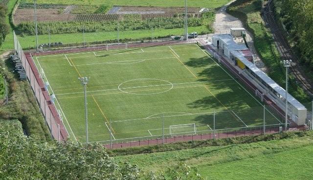 Campo de fútbol de Deba