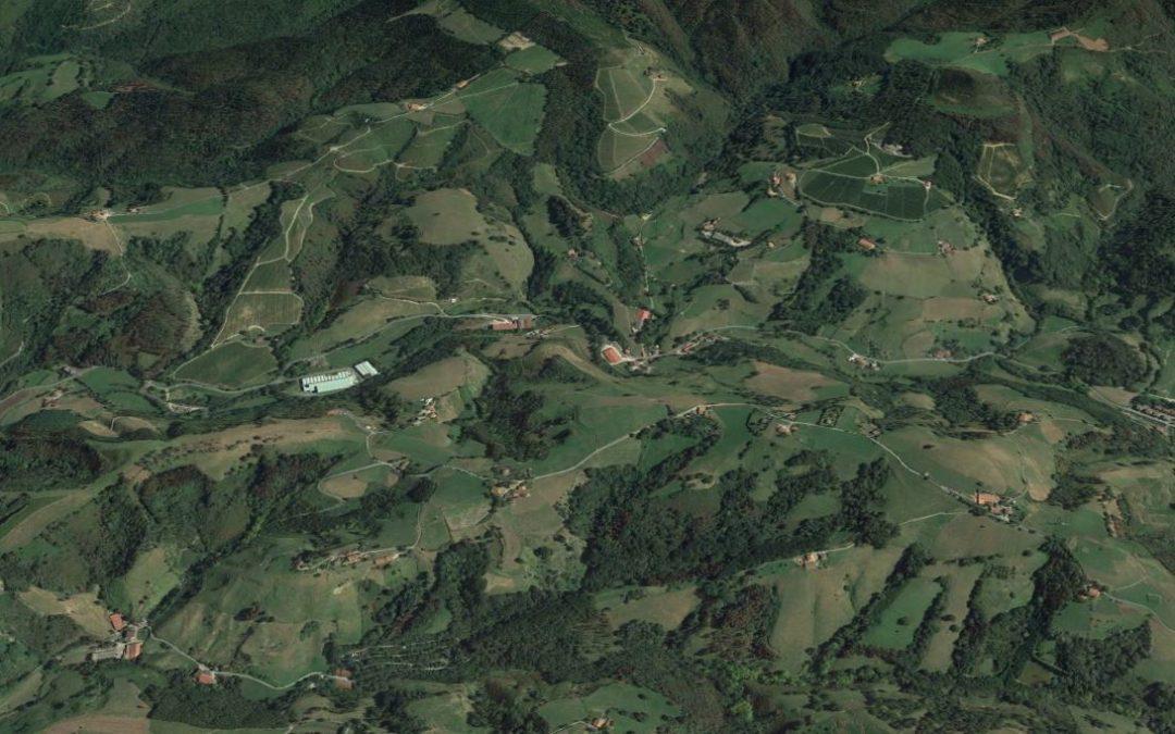 Saneamiento de Aia 2ª fase: tramo Andatza-Santiago