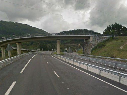 Autopista variante Zumarraga este – Enlace de Urretxu-Legazpi