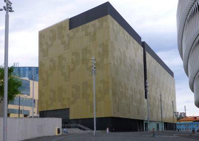 Facultades EUTI Minas y Magisterio UPV