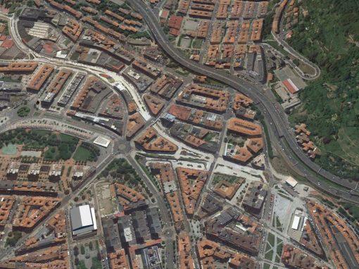 Soterramiento de la línea de FEVE Basurto-Ariz. – Tramo Rekalde-Irala