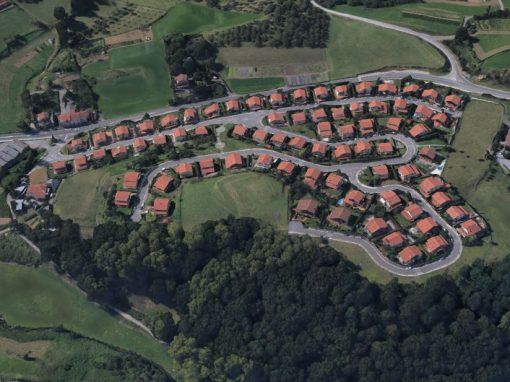 Urbanización área Langarda – Urnieta