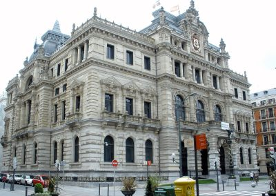 Reforma Palacio Foral – Bizkaia
