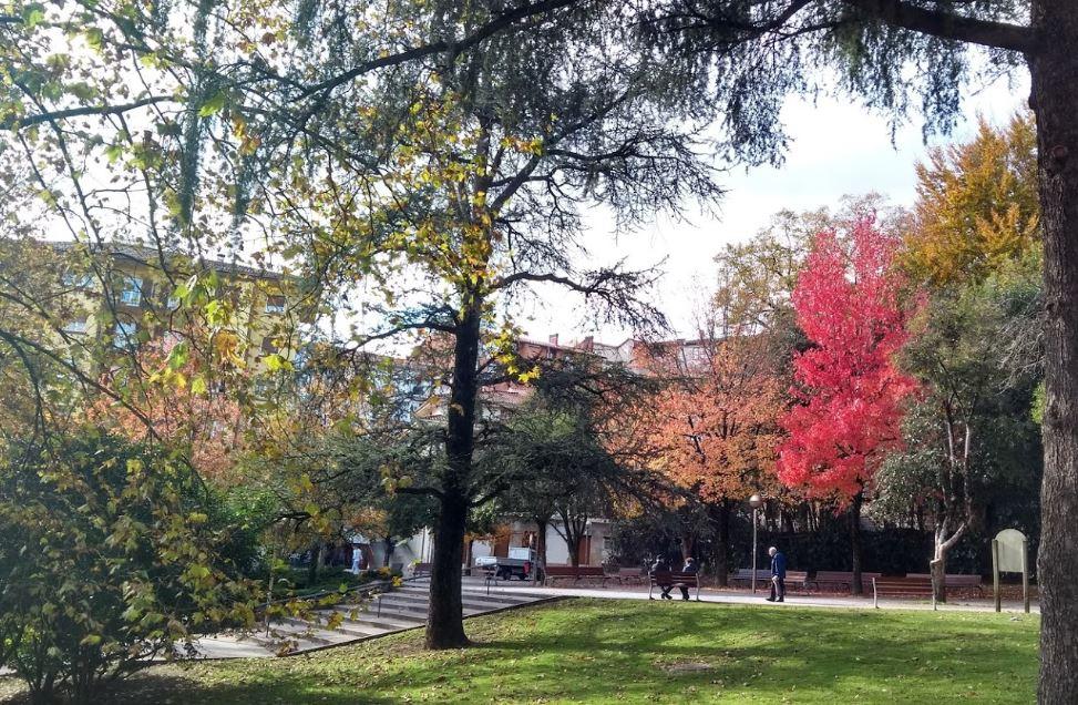 Urbanización parque Sargía – Irún