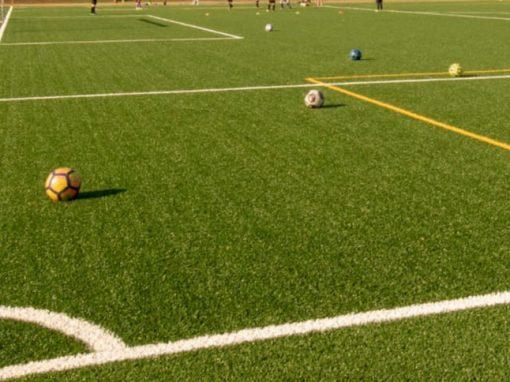 Campo de fútbol San Miguel en Basauri
