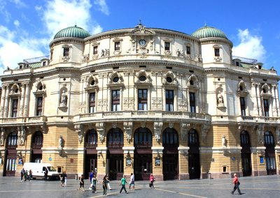 Reforma Teatro Arriaga – Bilbao